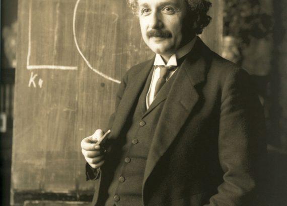 """Kreativita je inteligence, která se baví."" – Albert Einstein"