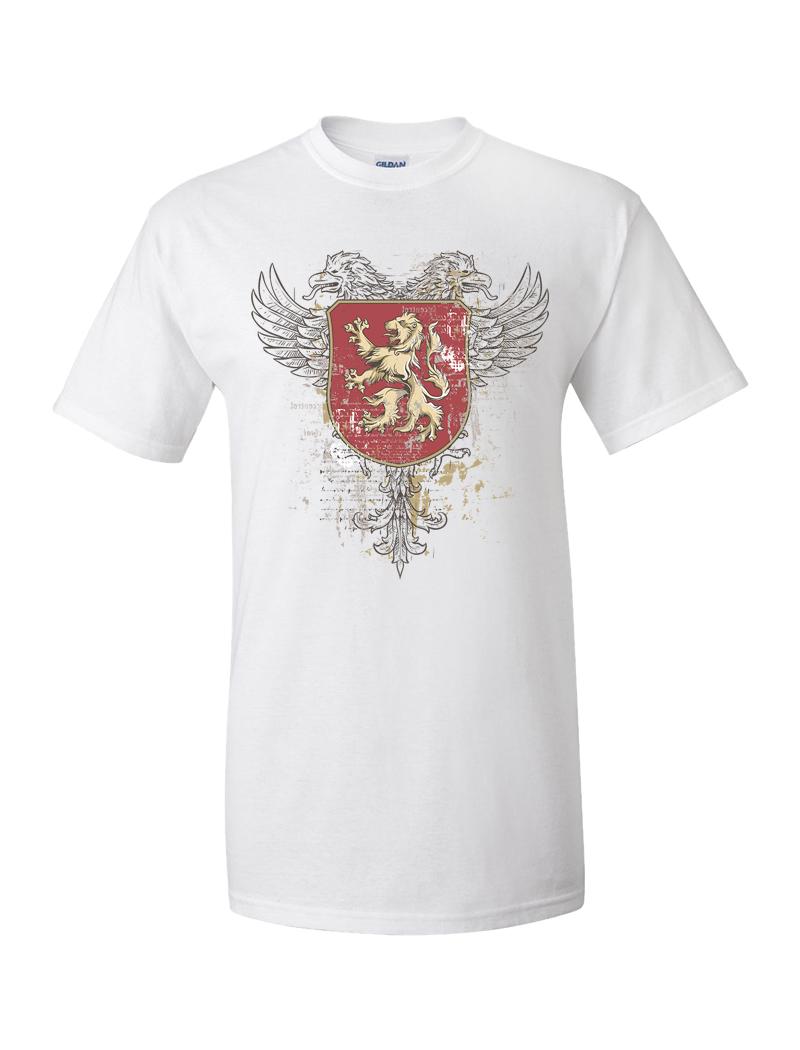 83c65aec1f6f Designové pánské tričko s kvalitním potiskem vyrobené ze 100% bavlny