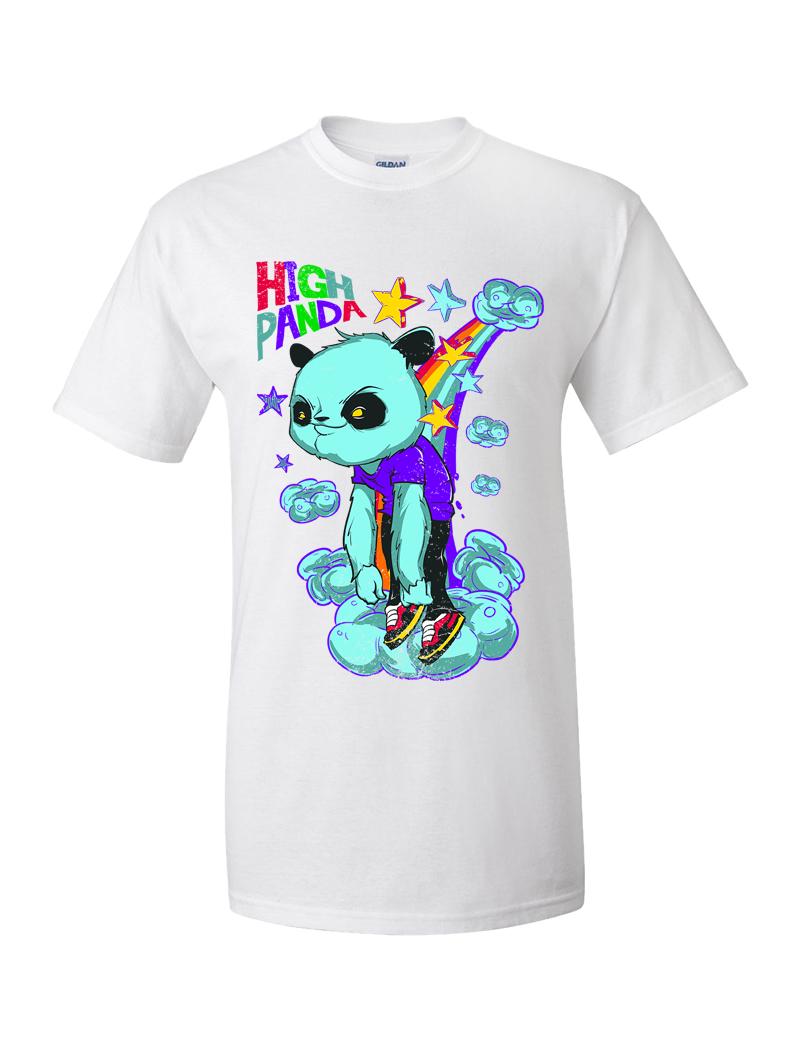 0bc2caf1738 Designové pánské tričko s kvalitním potiskem vyrobené ze 100% bavlny