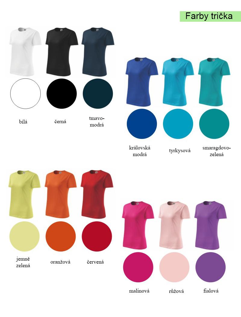 f03ae09ce4f Vtipné dámské tričko s kvalitním potiskem vyrobené ze 100% bavlny